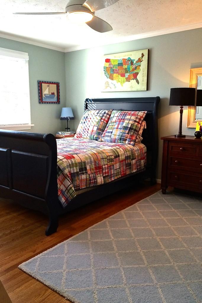 Tucker's room