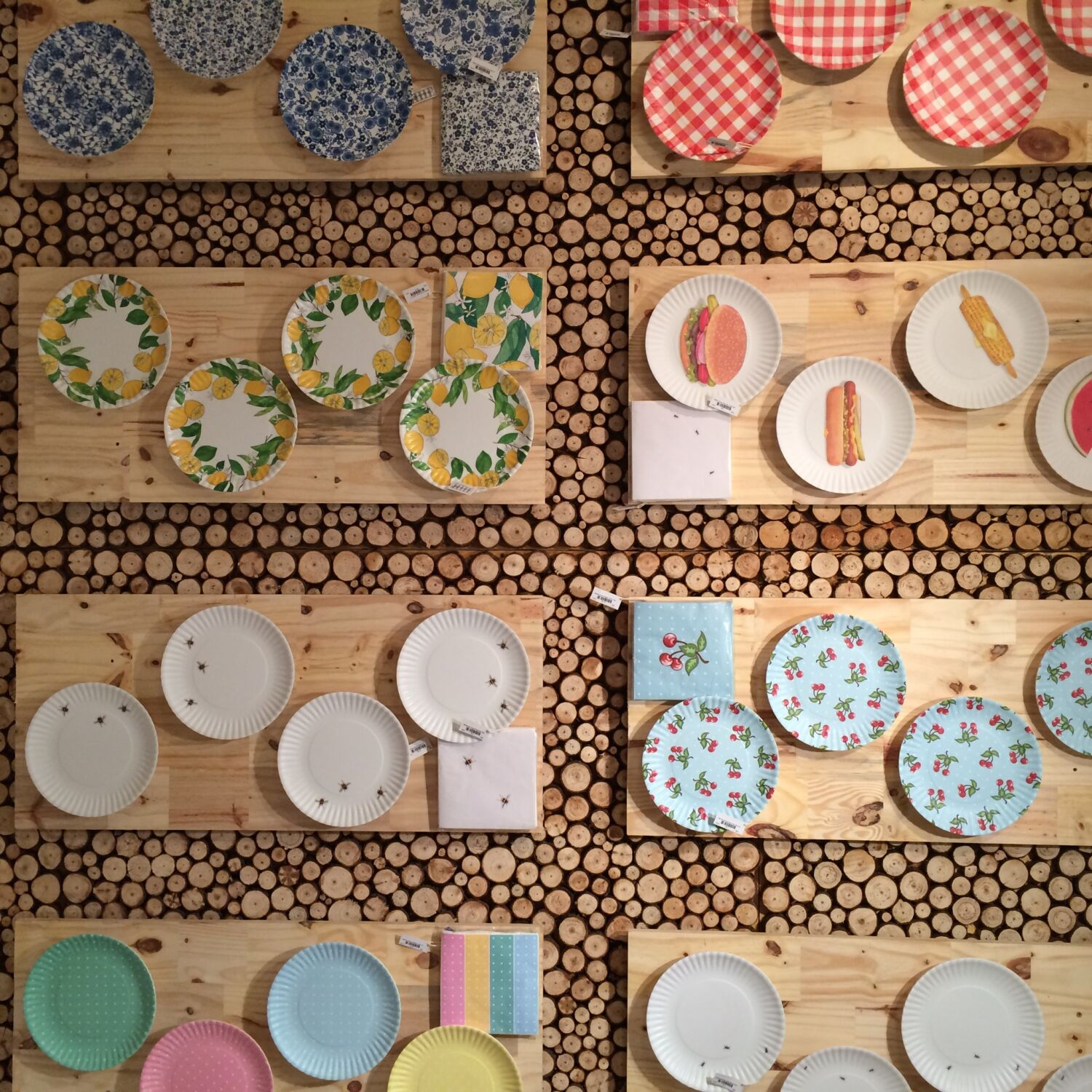 IMG_7841_2 & Melamine Madness: Fall in Love with non breakable colorful dinnerware