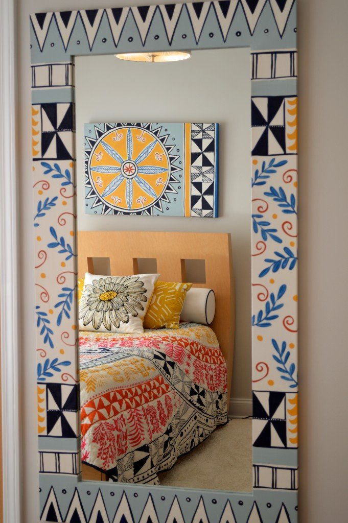 create an inspiring teen boho chic bedroom makeover