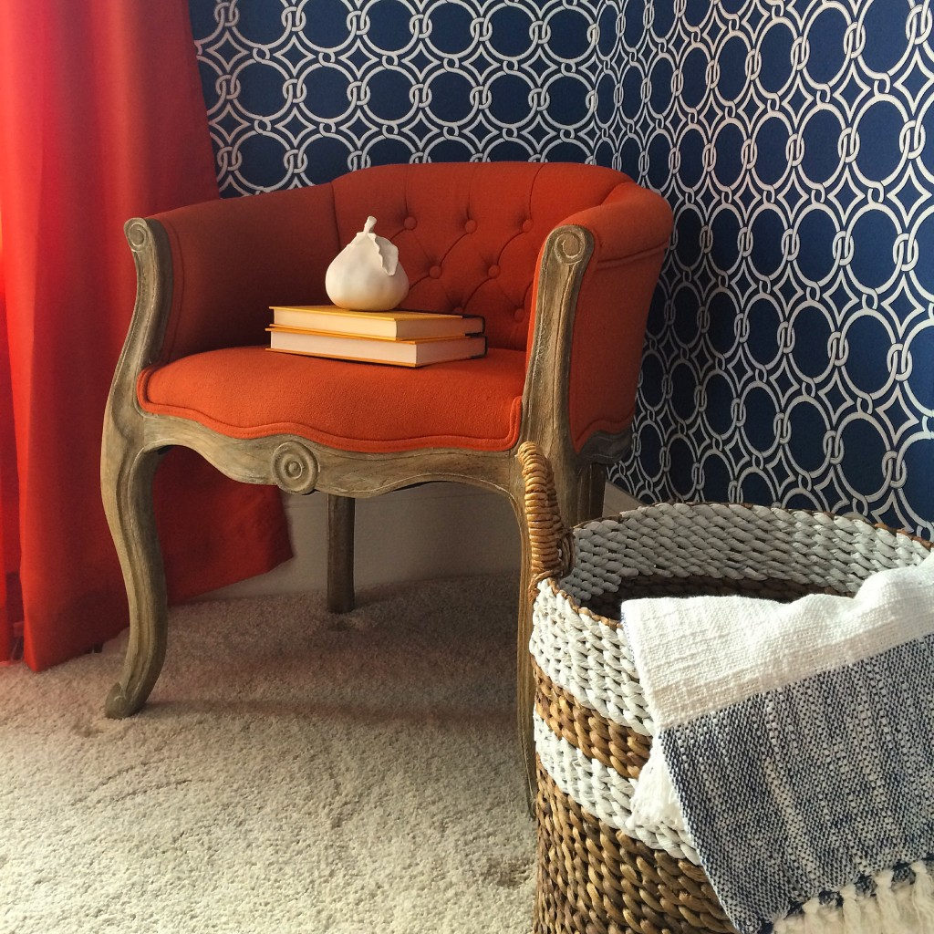 Guest bedroom design by Meme Hill Studio