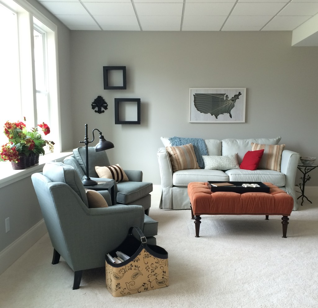 lower level decorating from MemeHill.com