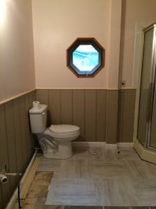Makin' waves cottage bathroom
