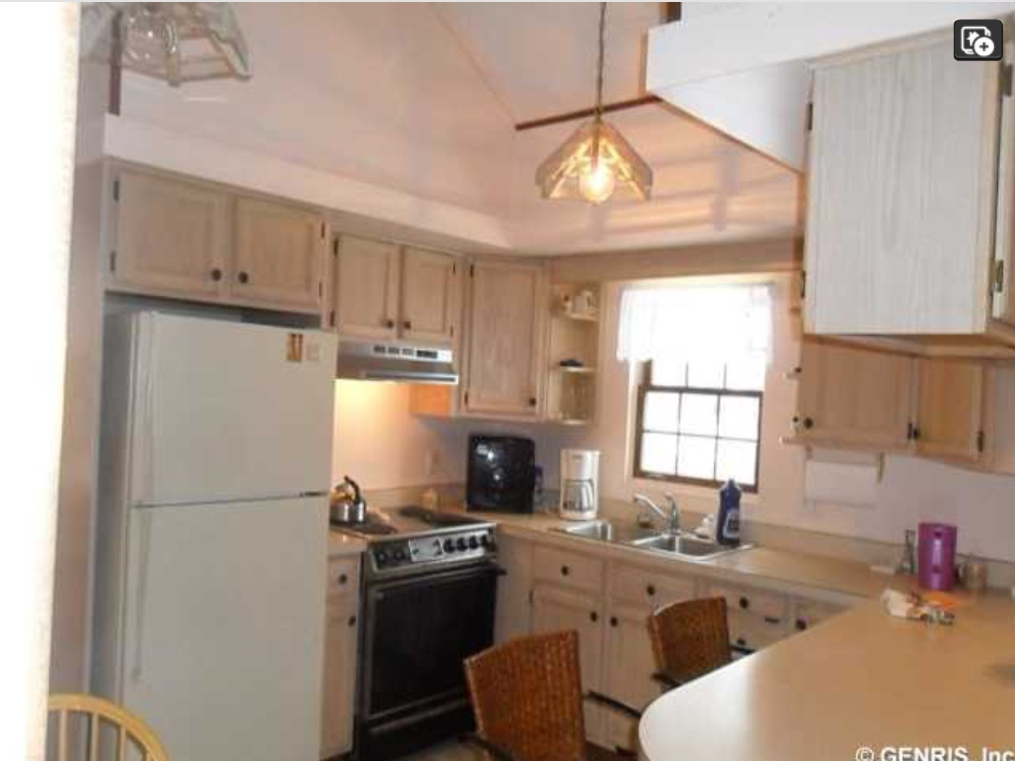 The itsy bitys cottage kitchen makeover