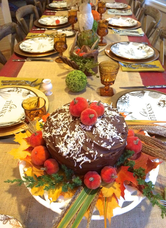 Thanksgiving Dinner: Giving Thanks High-Low style - memehill.com ...