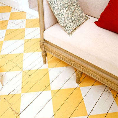 painted floors inspirations