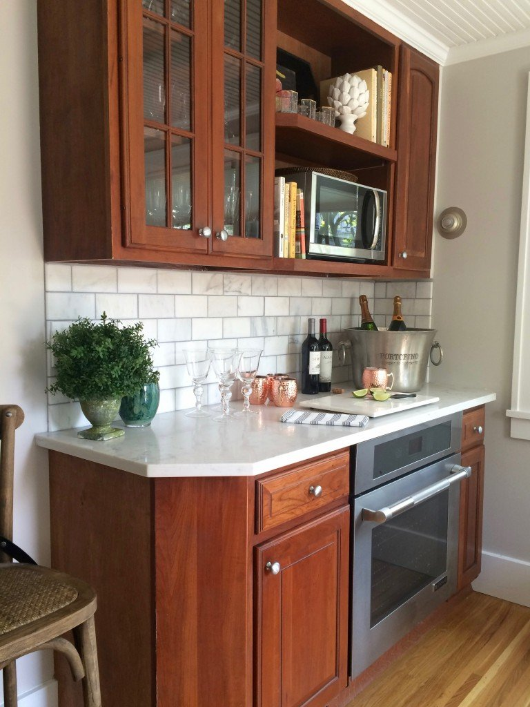 Rustic Kitchen Remodel with Meme Hill Studio