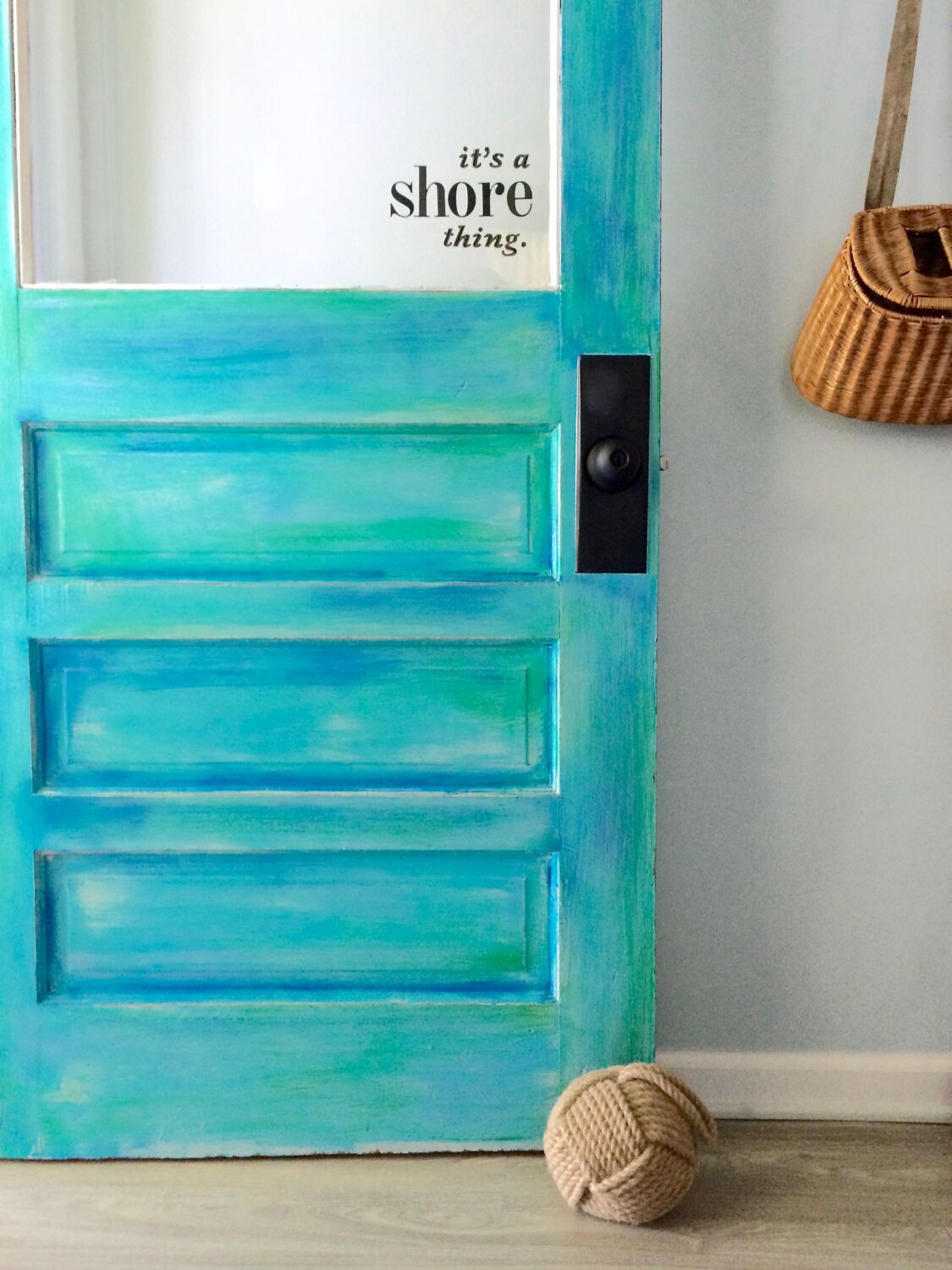 Summer Home Tour It S A Shore Thing