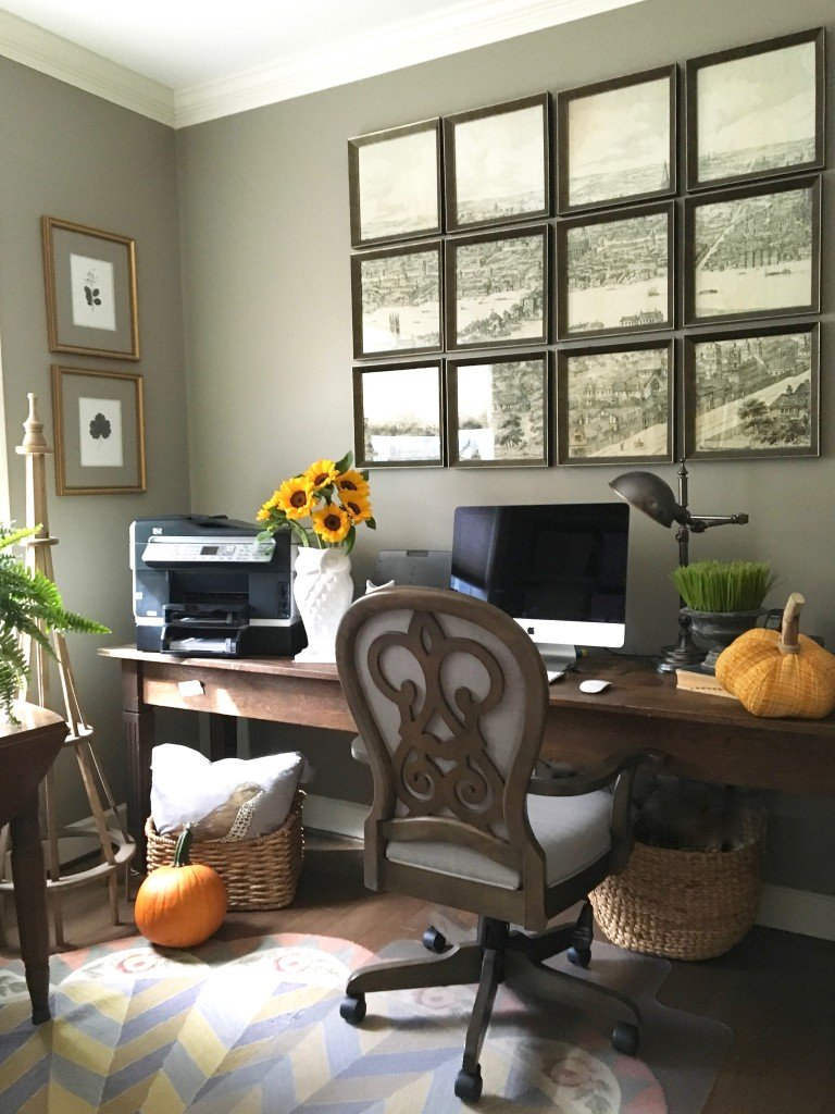 Awesome Gallery For Gt Fall Decorating Ideas For Office