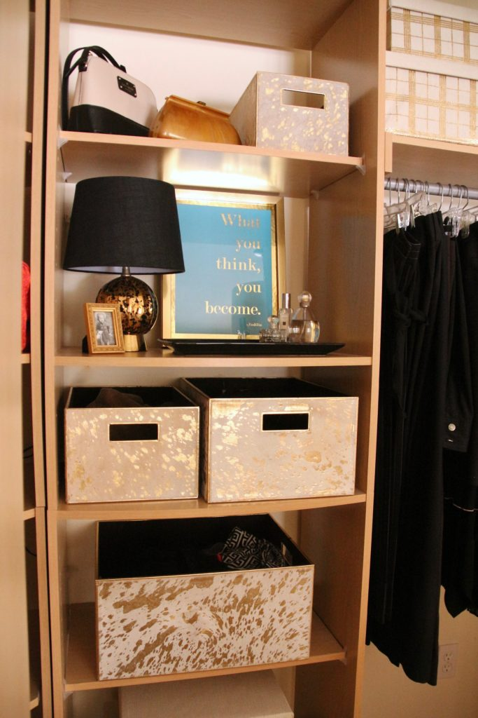 dream-walk-in-closet-organizing-jewelry-clothes-homegoods-inspirational-quotes-glam-gold-fur-storage-boxes-furniture