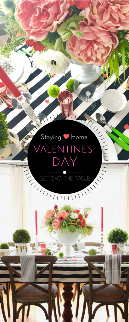 Easy_Valentines_Day_seting_table_Black_white-Flowers_eating_in_farmhouse_table
