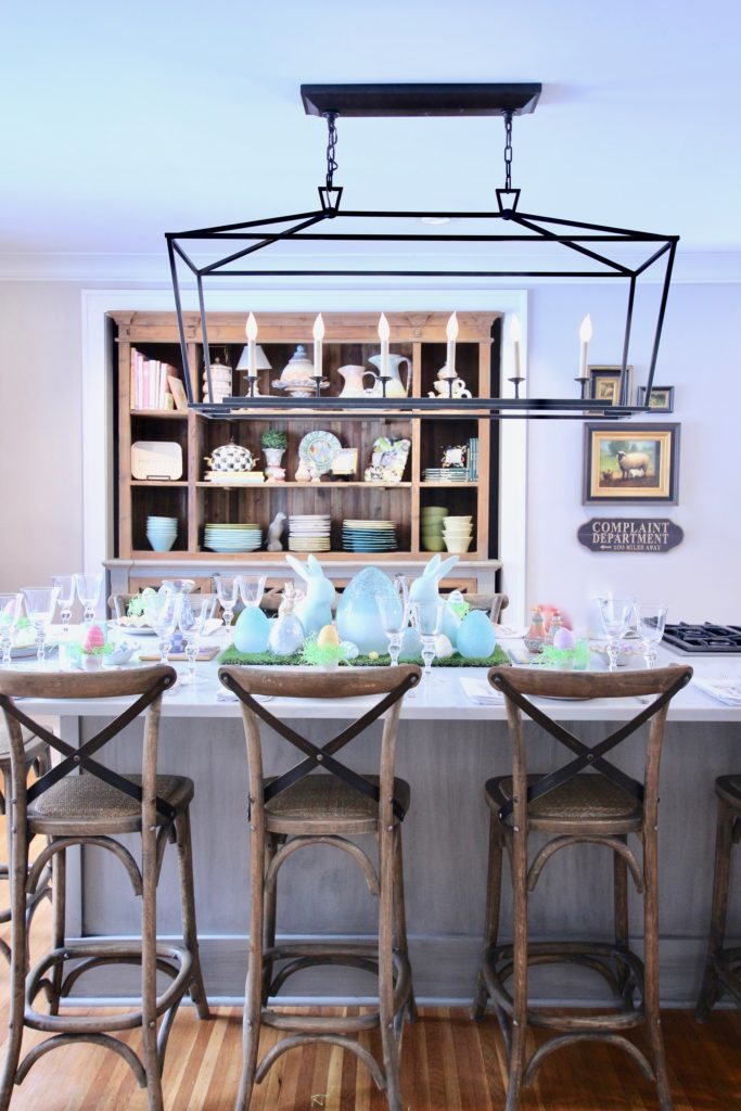 easter_farmhouse_brunch_kitchen_renovation_island_painted_meme_hill_studio_rustic
