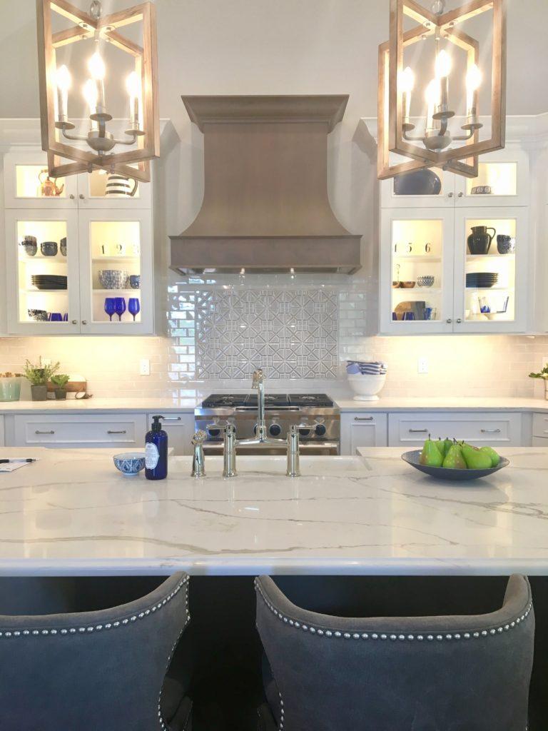 Building A Bright Hampton S Inspired Home Memehill Com