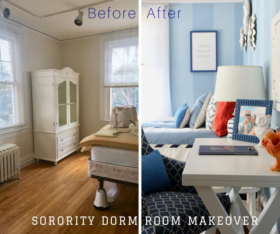 How To Decorate A Beautiful Sorority Room With Raymour