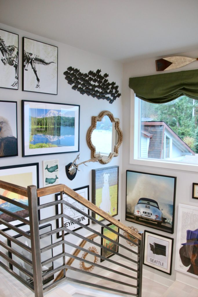 HGTV_Dream_home_Seattle_WA_Gig_Harbor_2018_Delta_faucet_amie_freling_meme_hill_brian_patrick_flynn_master_gallery_wall