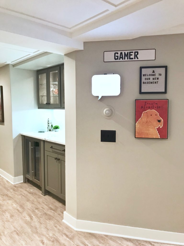 Cozy Up With This Charming Farmhouse Inspired Basement Remodel Meme
