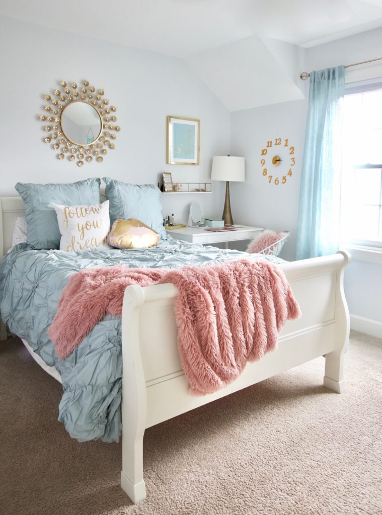 Designing_Teen_room_to_Last_white_furniture_makeover ... on Teen Room Decor  id=68989