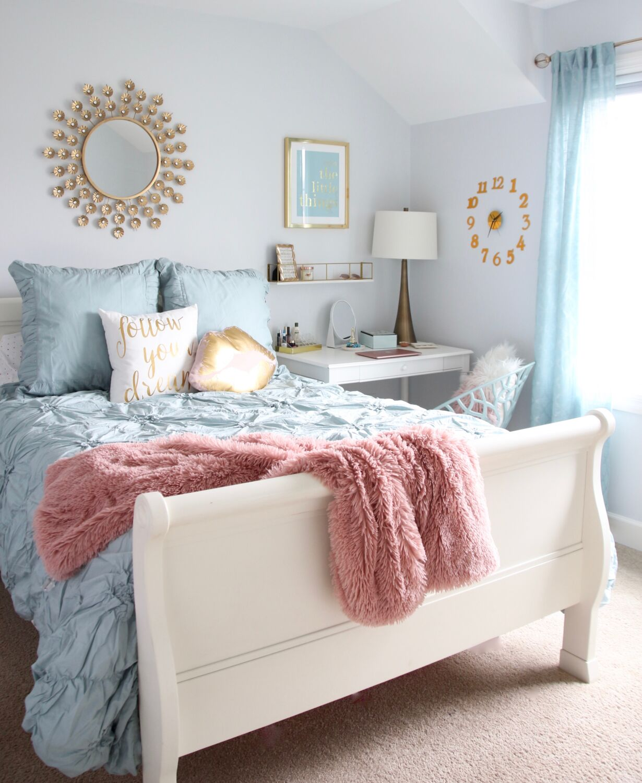Chic teen room