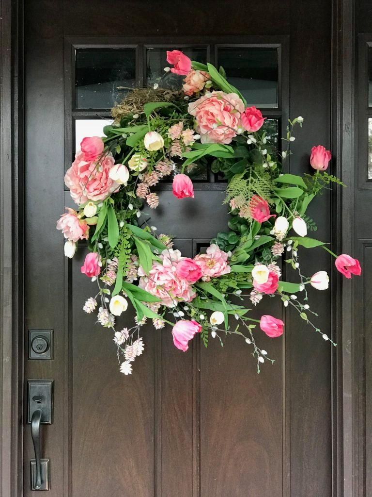 Amie_freling_meme_hill_studio_raymour_flanigan_bar_cart_outdoor_mothers_day_ideas_rochester_ny_tulip_wreath_wisteria