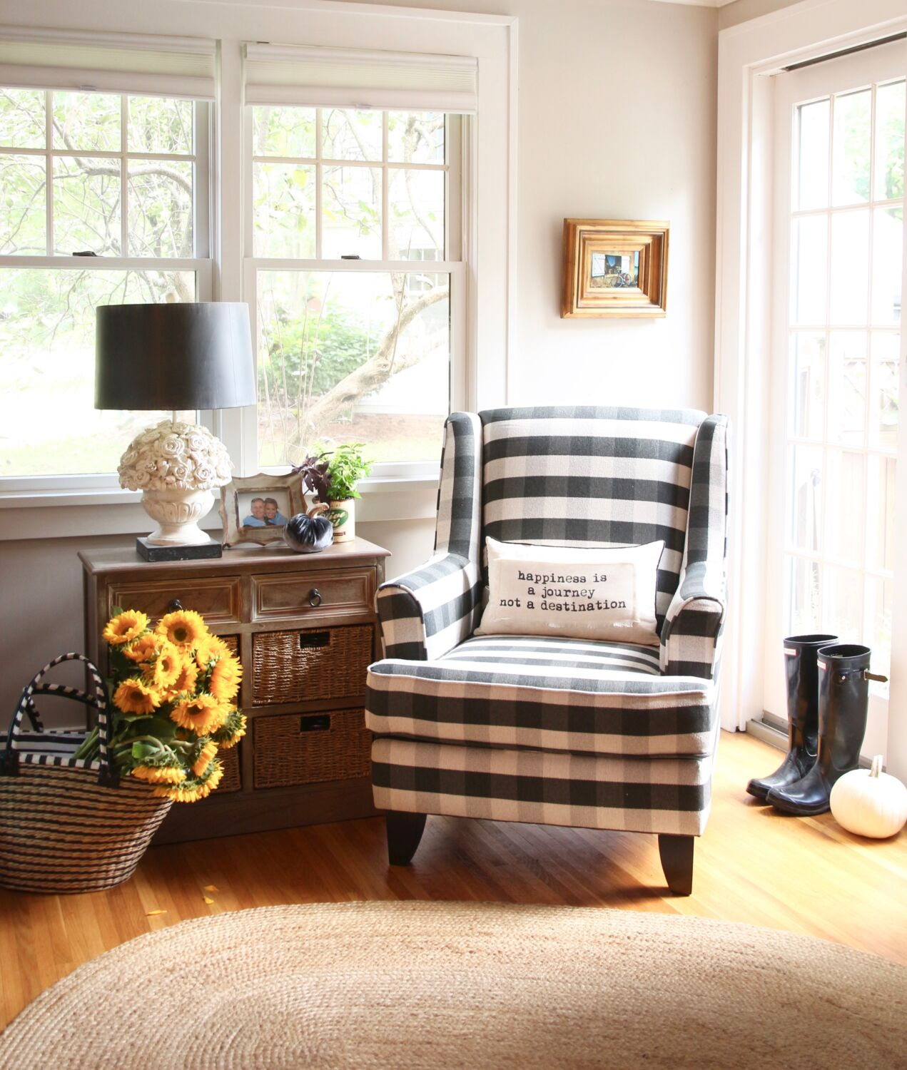 You Ll Love The Most Comfortable Black Buffalo Plaid Chair Raymour Flanigan