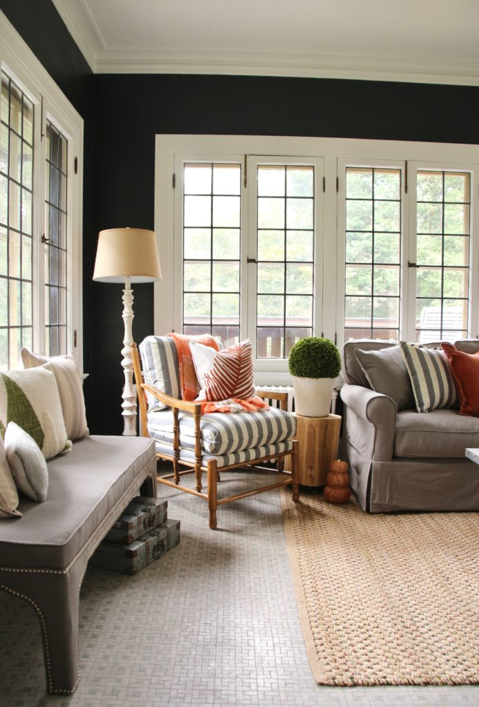 pretty fall room, fall loving rooms decorating ideas