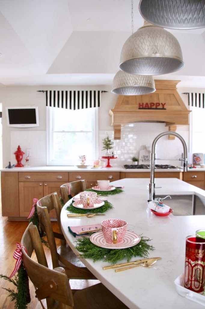 white kitchen counters quartz, christmas decorating ideas