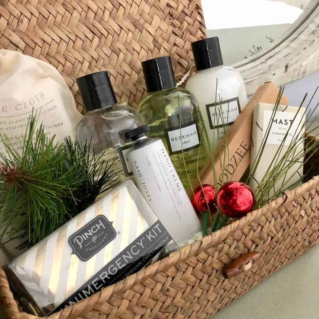 gift basket ideas, panache gift baskets, luxurious gift ideas